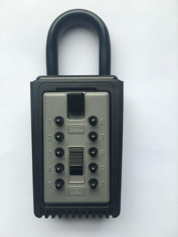 Active Watch safekey (Holds 3 Keys)